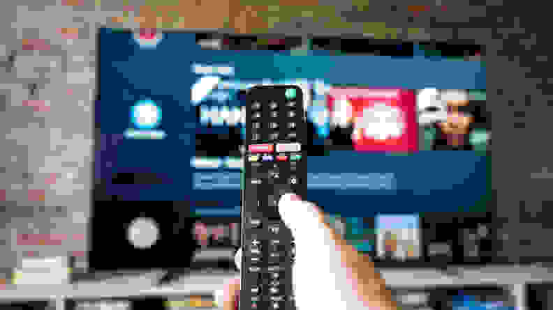 Sony A8H OLED Remote Control