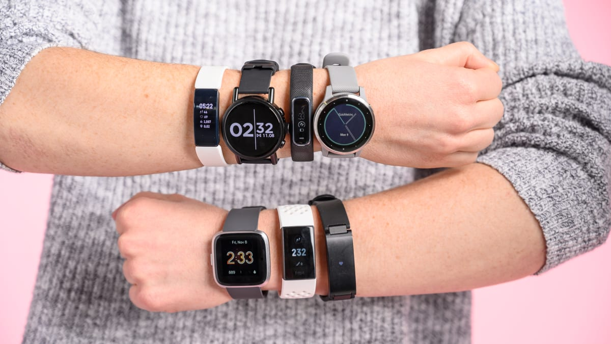 The Best Fitness Trackers of 2020