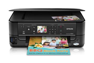Product Image - Epson Stylus NX625