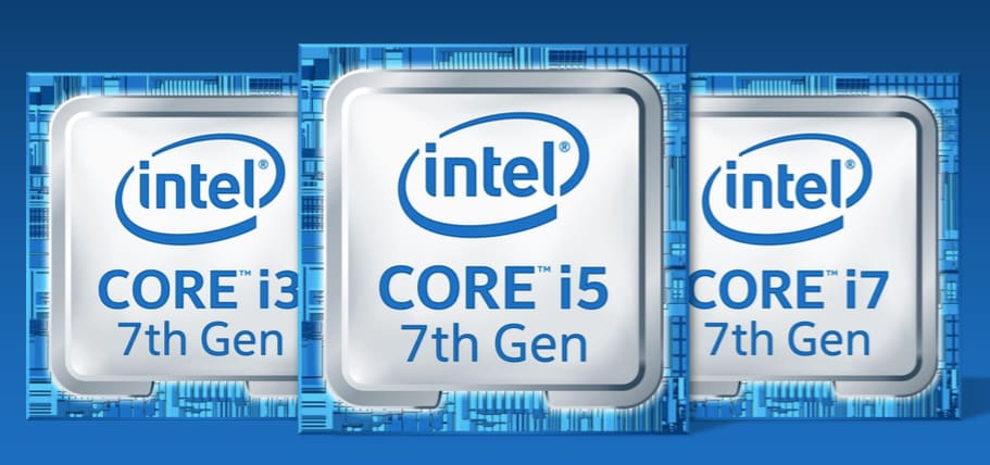Intel's 7th Generation Processors
