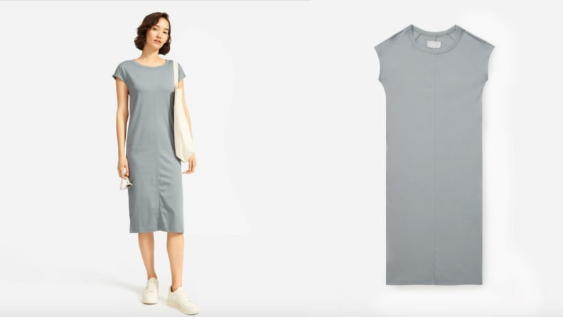 Everlane midi dress
