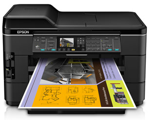 Product Image - Epson WorkForce WF-7520
