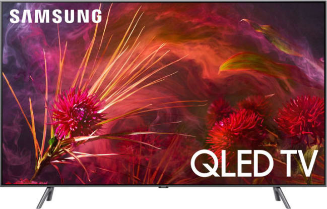 Product Image - Samsung QN65Q8FNBFXZA