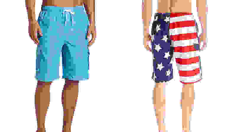 Kanu Surf men's swim trunks