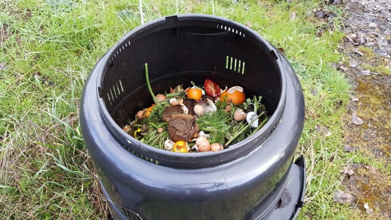 Outdoor composting