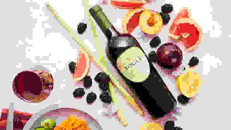 HelloFresh Wine Bottle