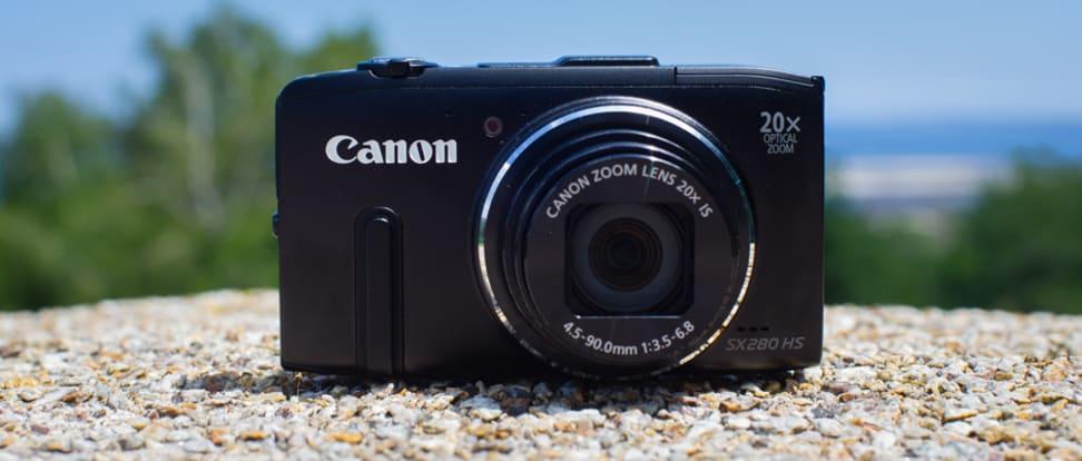 Product Image - Canon PowerShot SX280 HS