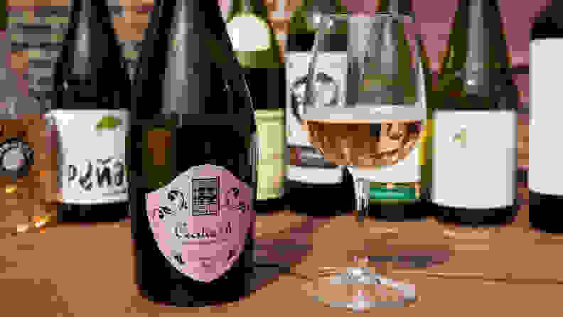 Celia Spumante Sparkling Rosé