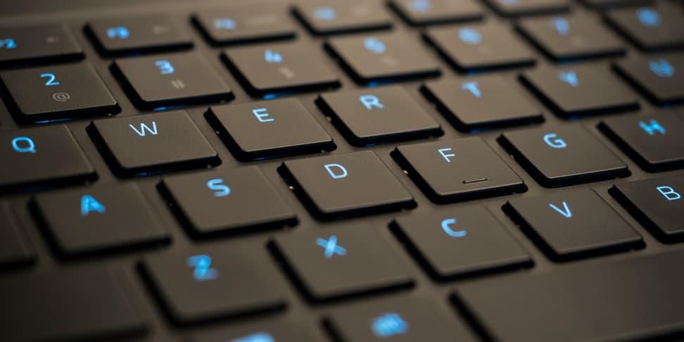 Razer Blade late 2016 Chroma Keyboard