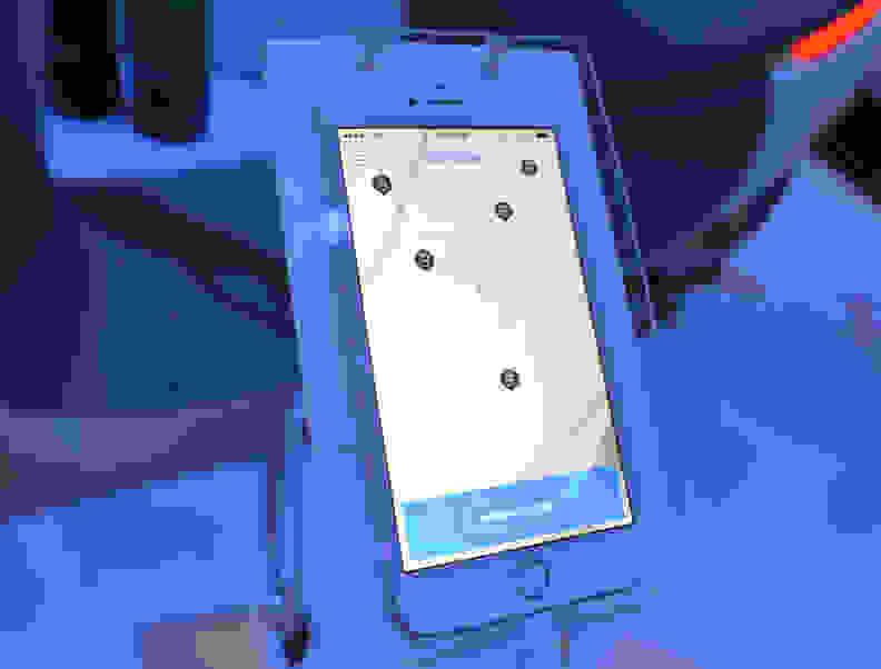 Gogoro App GoStation Location