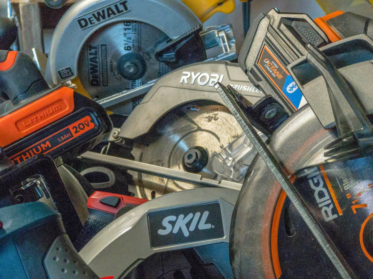 The Best Circular Saws of 2020 - Reviewed Home & Outdoors
