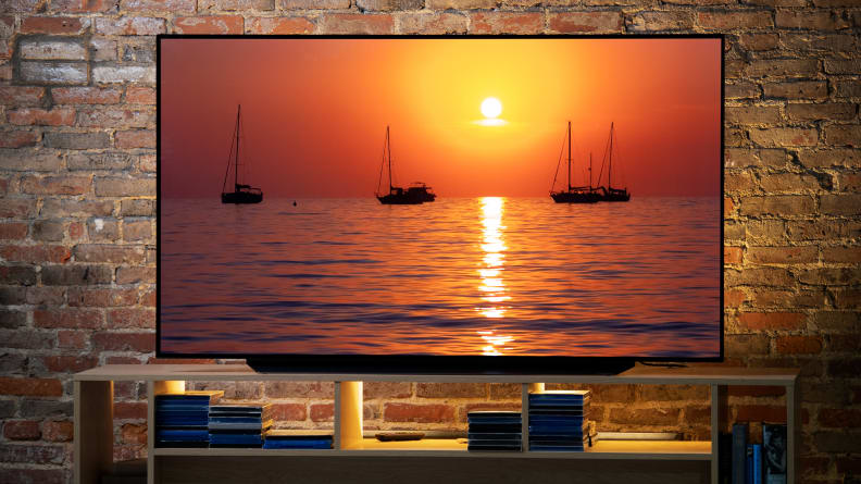 LG C9 OLED With HDR Content 5