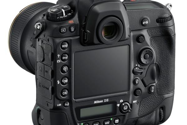 Nikon D5 Back