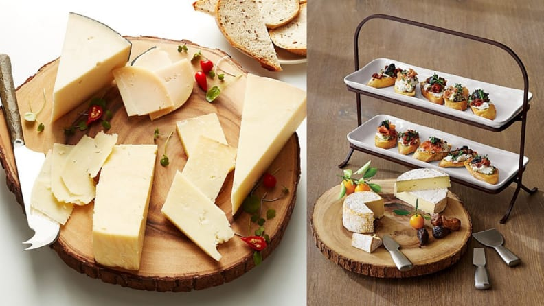 Holiday Dinner: Cheese Board