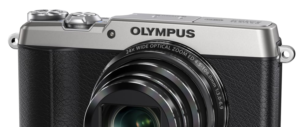 A picture of the new Olympus SH-1.