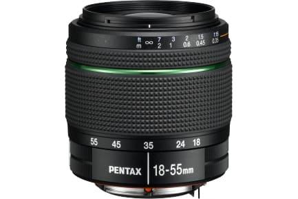 Product Image - Pentax DA 18–55mm f/3.5–5.6 AL WR