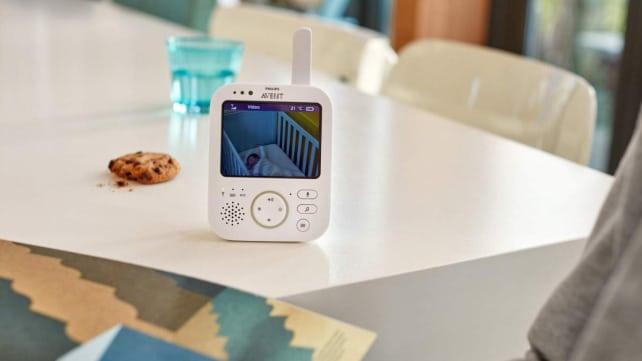 Philips video monitor
