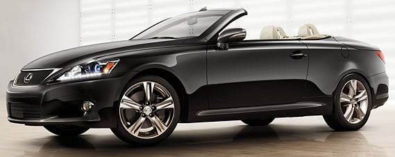 Product Image - 2012 Lexus IS 250 C