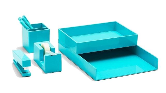 Poppin Desk Set