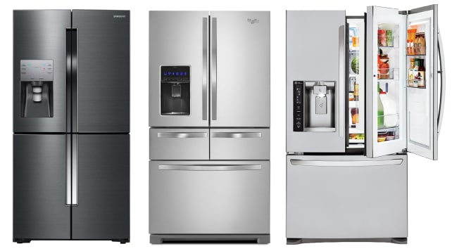 Fridge feature variations