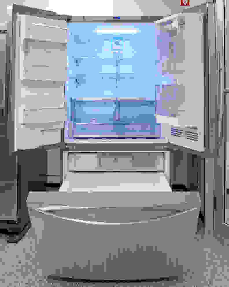 Kenmore Elite 74033 Interior