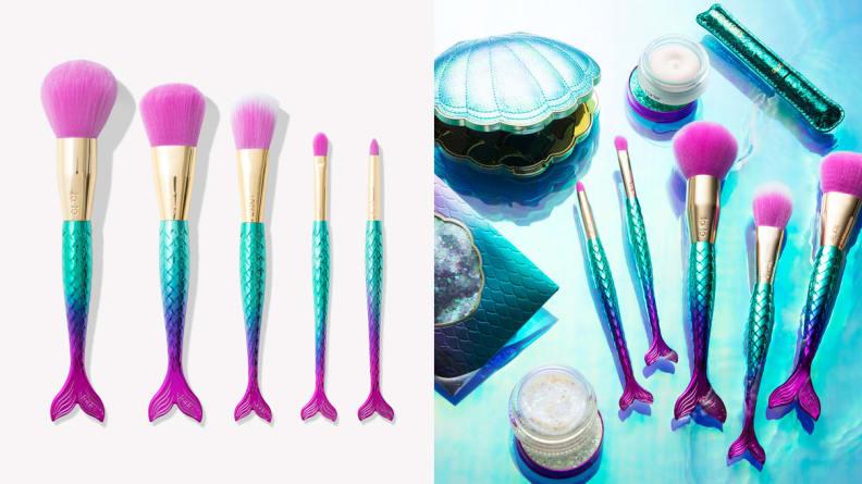 Tarte Minutes to Mermaid Brush Set