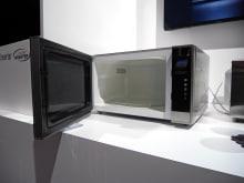Cyclonic Inverter Microwave