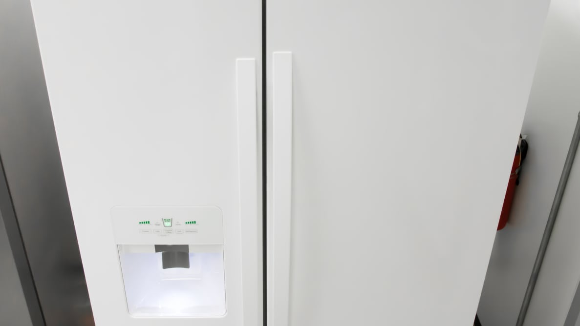 Kenmore 51112 side-by-side refrigerator