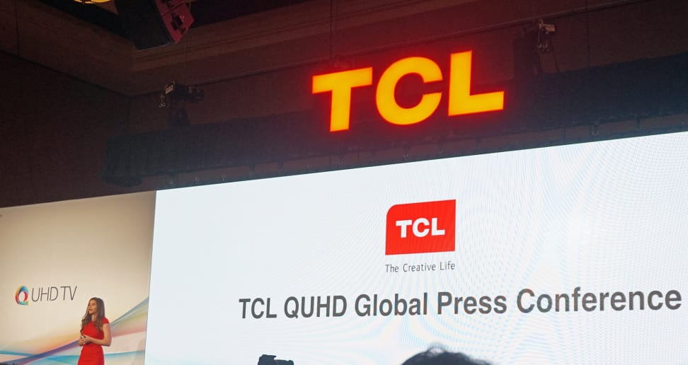 TCL 65X1 4K Dolby Vision TV