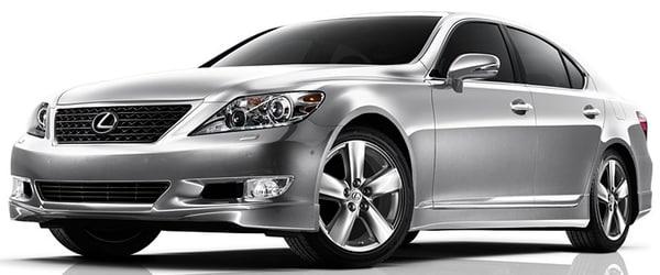 Product Image - 2012 Lexus LS 460 L AWD