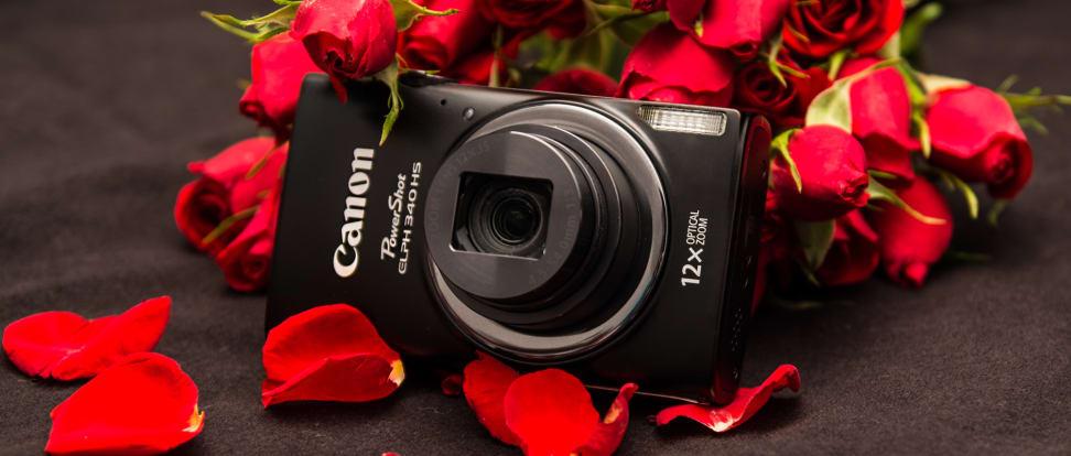 Product Image - Canon PowerShot ELPH 340 HS