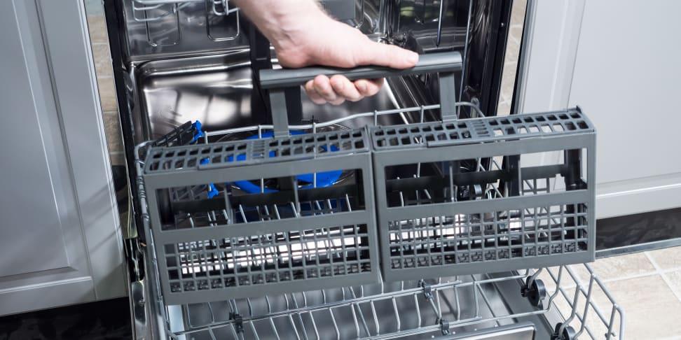 Silverware-basket