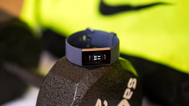 Best gifts for 2018: Fitbit Charge 3