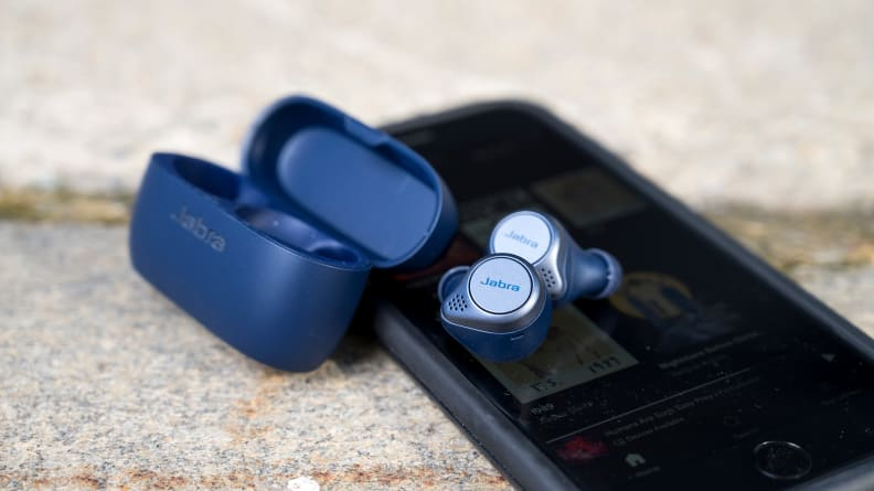 Jabra Elite Active 75t Review Incredible Workout Buds Reviewed Headphones