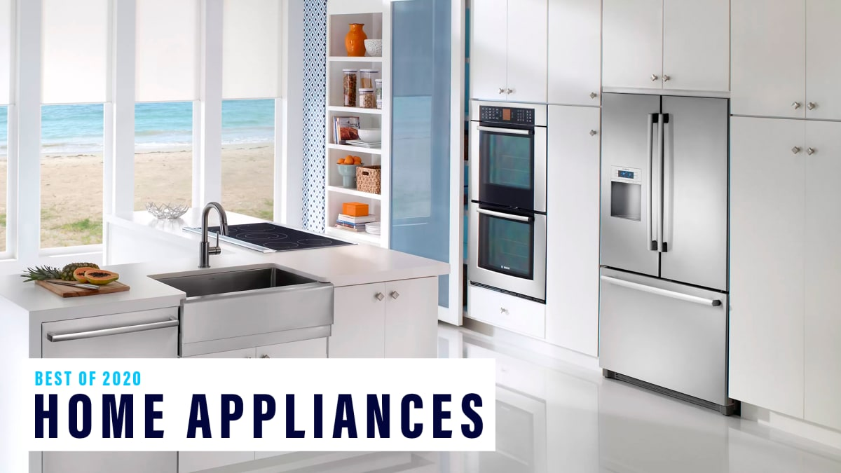 Reviewed S 2020 Best Of Year Major Home Appliances Reviewed