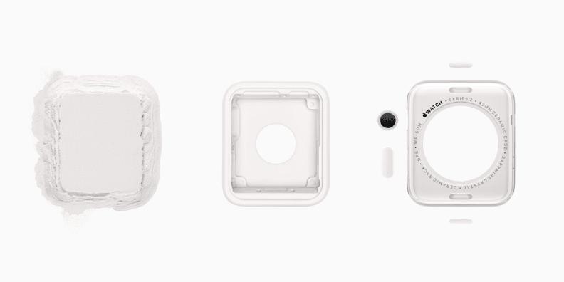 Apple Ceramic Process