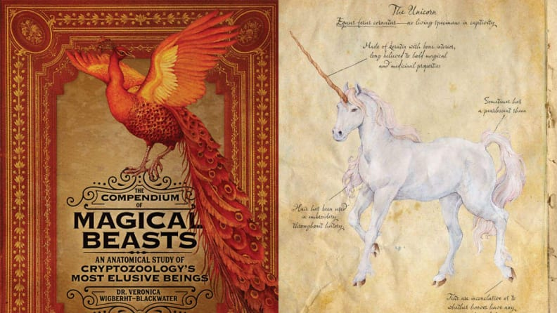 Compendium of Magical Beasts