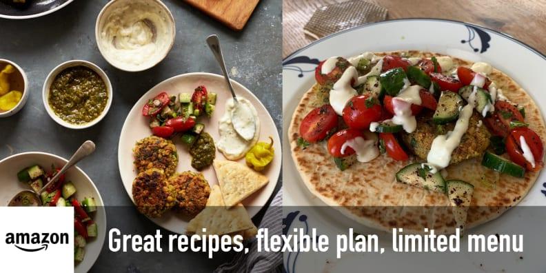 Amazon Meal Kit - Falafel