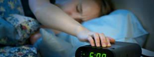 Alarm clock hero