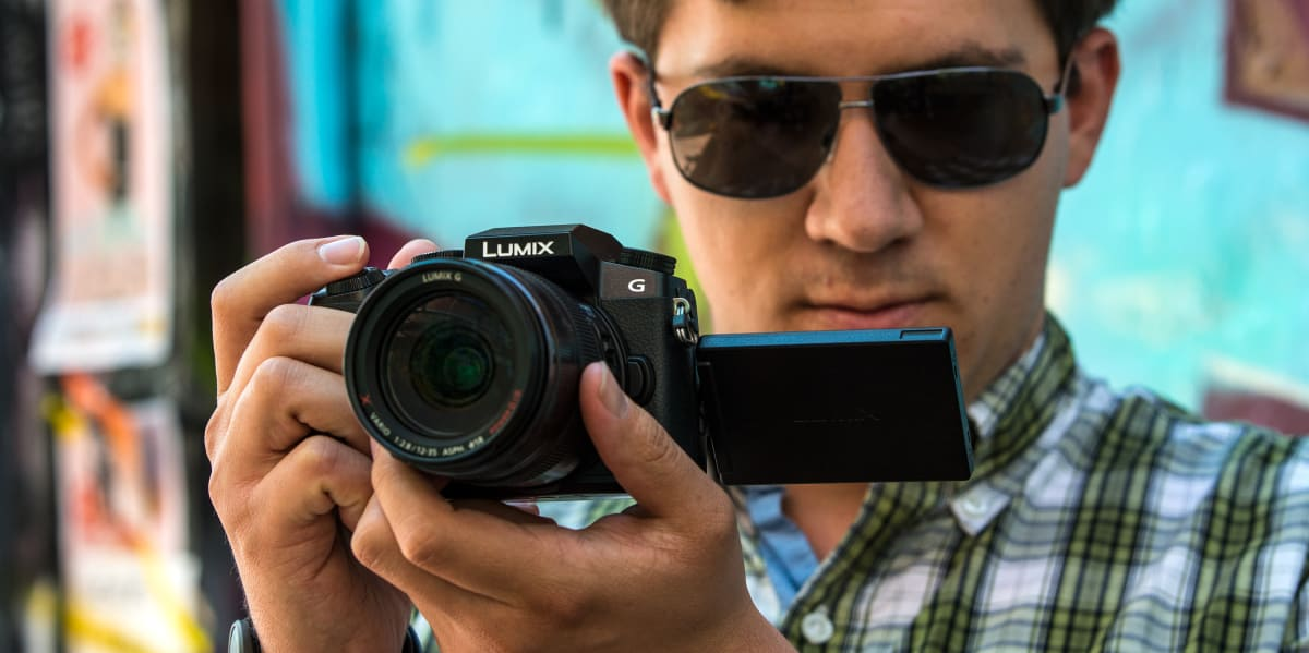 Panasonic Lumix G7 Digital