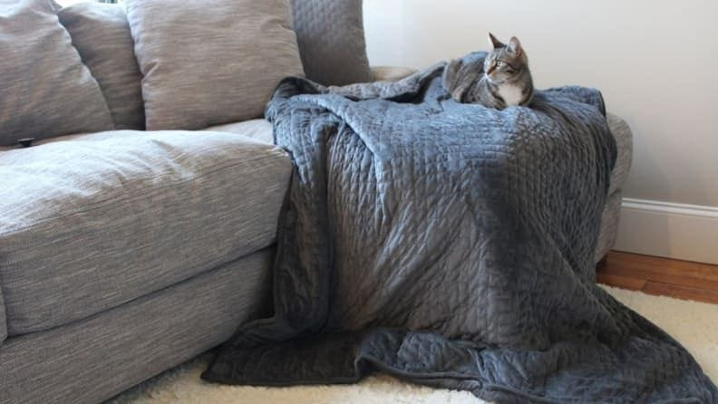 Cyber Weekend 2020: The best weighted blankets deals this Black Friday.