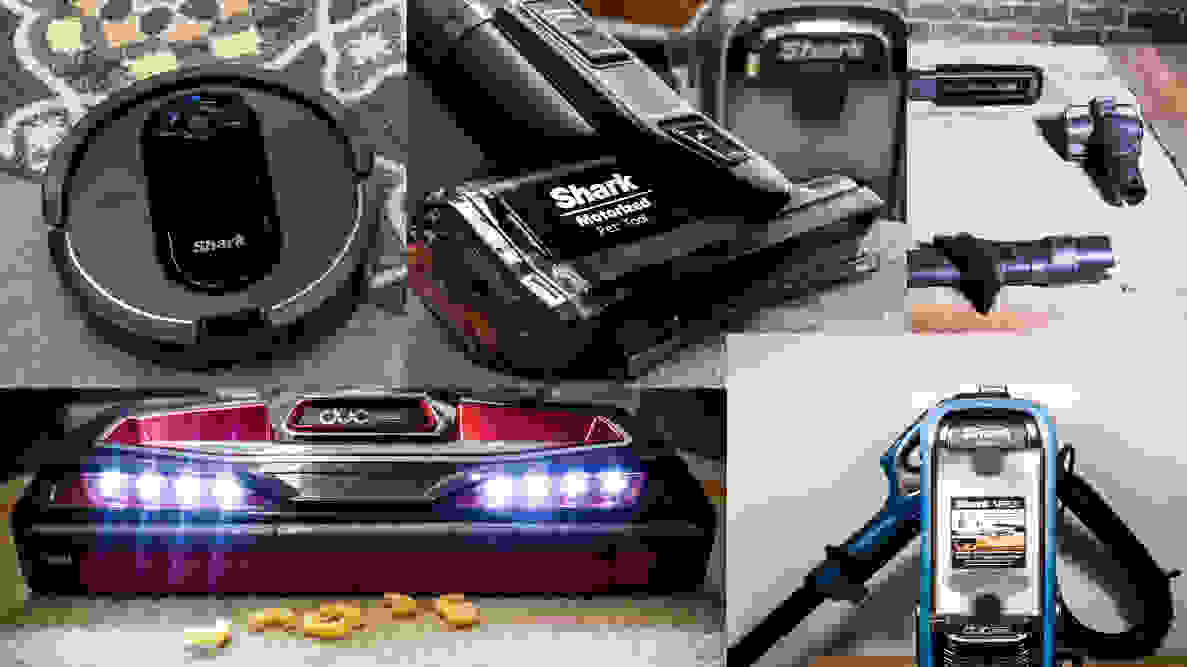 We tested some of the best Shark vacuums to see which ones were the best.