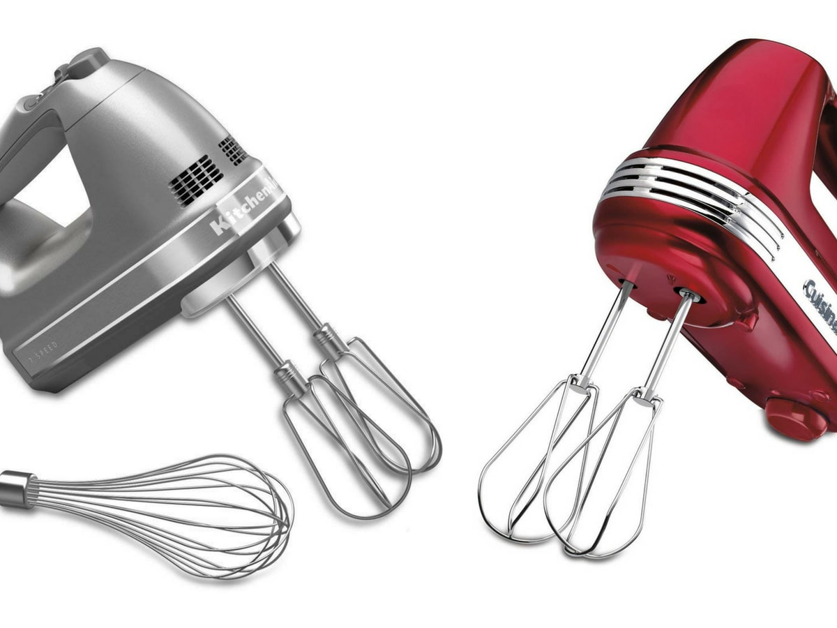 The Best Hand Mixers Of 2019 Reviewed Kitchen Cooking