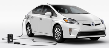 Product Image - 2012 Toyota Prius Plug-in Hybrid
