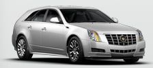 Product Image - 2012 Cadillac CTS Sport Wagon Luxury