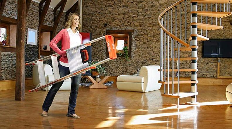 Flip-N-Lite Ladder