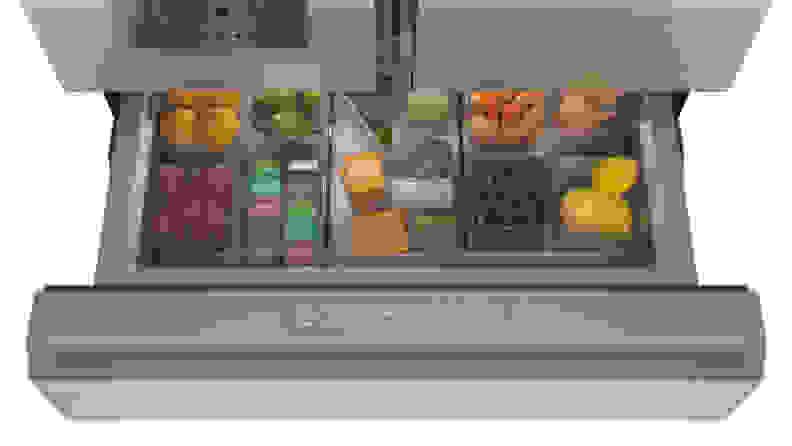 GE Cafe CVE28DM5NBS5 Deli drawer