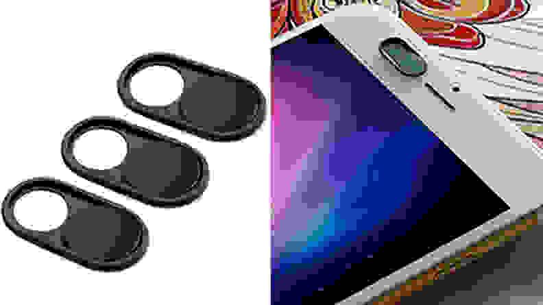 CloudValley Webcam Cover Slider