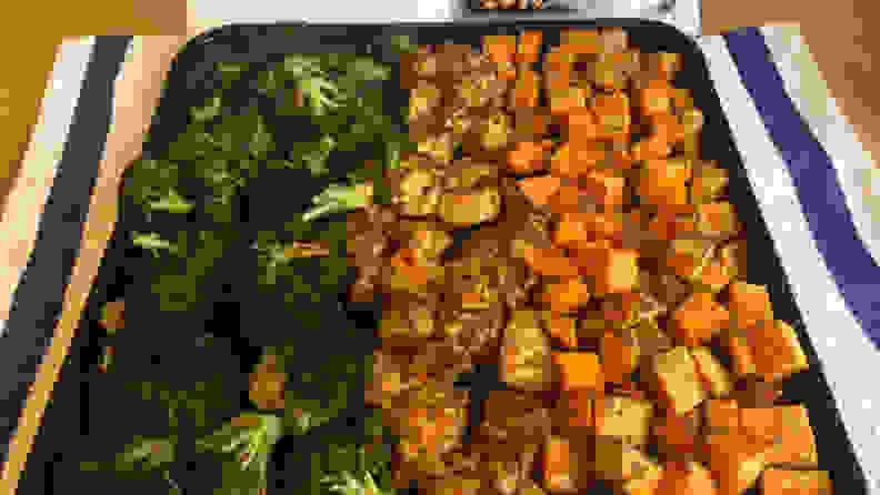 Ninja Foodi Oven - Sheet Pan Dinner