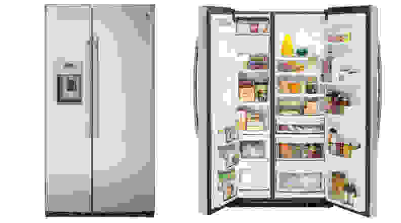 GE Profile PZS22MSKSS refrigerator